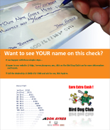 Bird Dog Check Marketing